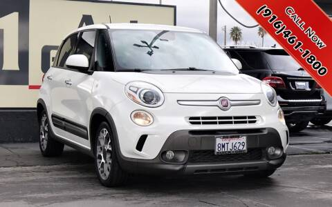 2014 FIAT 500L for sale at H1 Auto Group in Sacramento CA