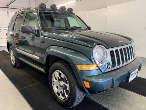 2005 Jeep Liberty for sale at TOWNE AUTO BROKERS in Virginia Beach VA