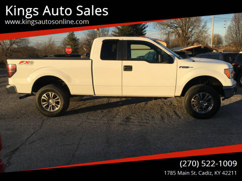 2014 Ford F-150 for sale at Kings Auto Sales in Cadiz KY