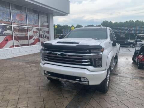 2020 Chevrolet Silverado 3500HD for sale at Tim Short Auto Mall 2 in Corbin KY