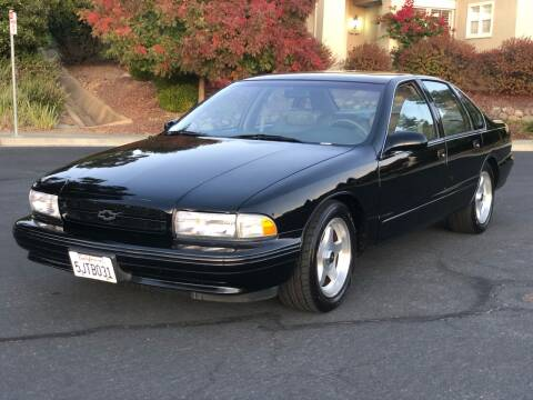 1996 Chevrolet Impala for sale at JENIN MOTORS in Hayward CA