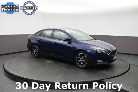 2017 Ford Focus for sale at M & I Imports in Highland Park IL