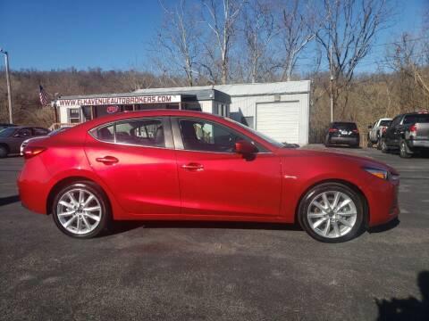 2017 Mazda MAZDA3 for sale at Elk Avenue Auto Brokers in Elizabethton TN