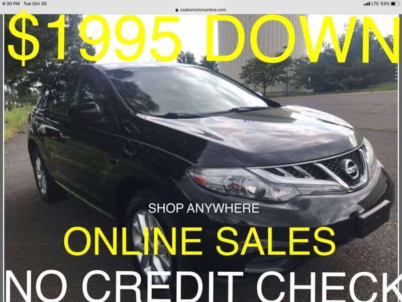 2011 Nissan Murano AWD S 4dr SUV - Westampton NJ