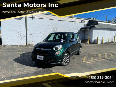 2015 FIAT 500L for sale at Santa Motors Inc in Rochester NY