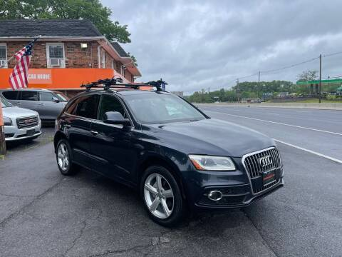 2017 Audi Q5 for sale at Bloomingdale Auto Group - The Car House in Butler NJ