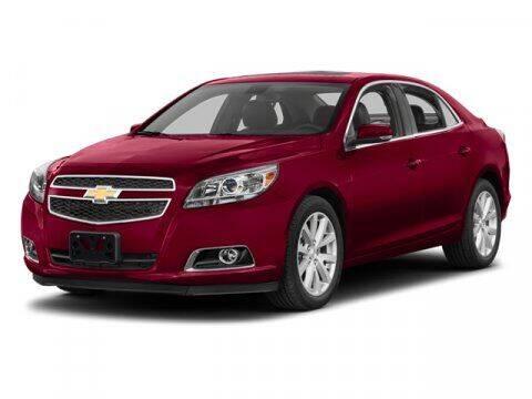 2013 Chevrolet Malibu for sale at GANDRUD CHEVROLET in Green Bay WI