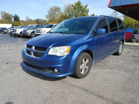 2011 Dodge Grand Caravan for sale at Cruisin' Auto Sales in Madison IN