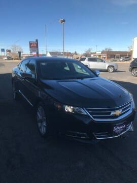 2020 Chevrolet Impala for sale at STEVE'S AUTO SALES INC in Scottsbluff NE