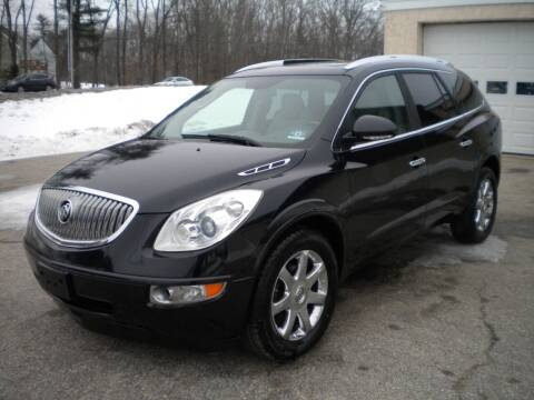 2008 Buick Enclave for sale at Route 111 Auto Sales in Hampstead NH