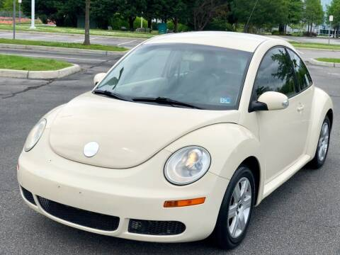 2007 Volkswagen New Beetle for sale at Supreme Auto Sales in Chesapeake VA
