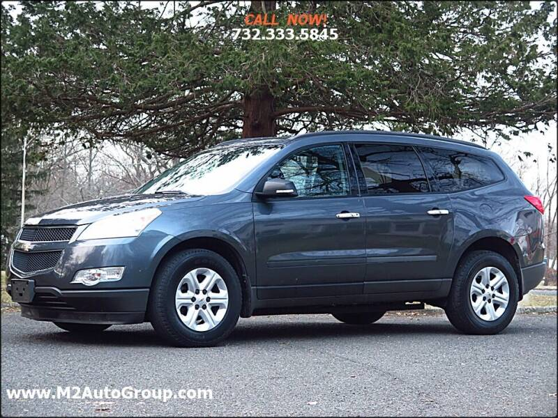 2011 Chevrolet Traverse for sale at M2 Auto Group Llc. EAST BRUNSWICK in East Brunswick NJ