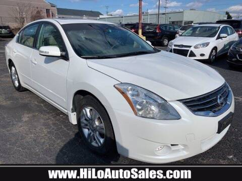 2010 Nissan Altima for sale at Hi-Lo Auto Sales in Frederick MD