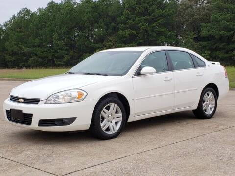 2007 Chevrolet Impala for sale at Tyler Car  & Truck Center in Tyler TX