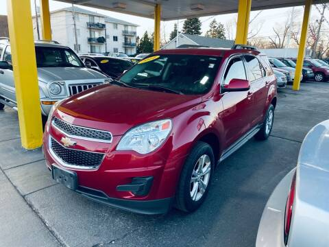 2014 Chevrolet Equinox for sale at Car Credit Stop 12 in Calumet City IL