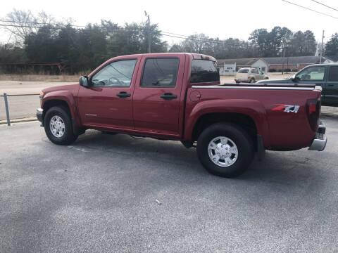 2005 Chevrolet Colorado for sale at Mac's Auto Sales in Camden SC