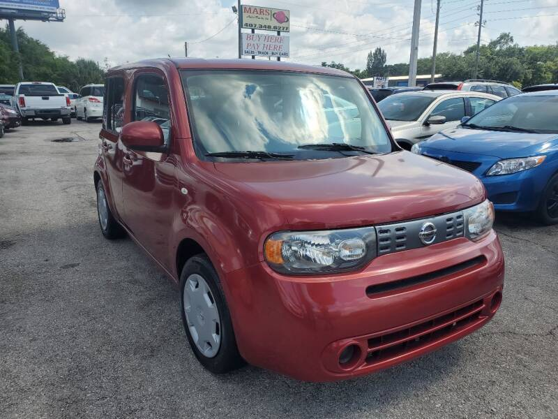2013 Nissan cube for sale in Kissimmee, FL