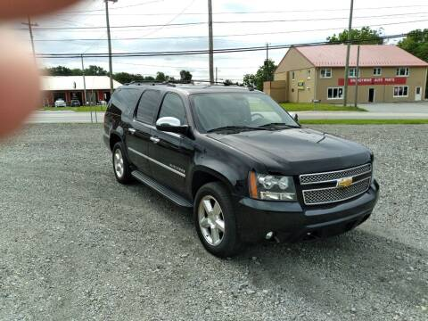 2011 Chevrolet Suburban for sale at Oxford Motors Inc in Oxford PA