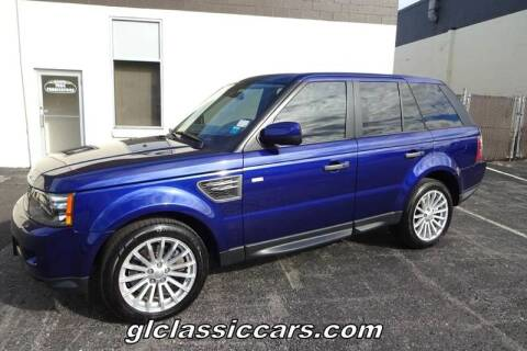 2010 Land Rover Range Rover Sport for sale at Great Lakes Classic Cars & Detail Shop in Hilton NY