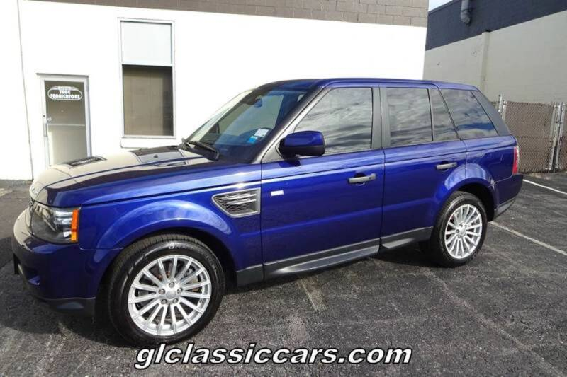2010 Land Rover Range Rover Sport for sale at Great Lakes Classic Cars in Hilton NY