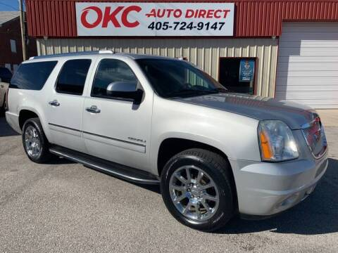 2011 GMC Yukon XL for sale at OKC Auto Direct in Oklahoma City OK