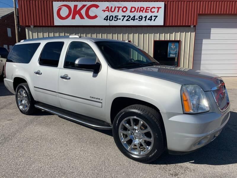 2011 GMC Yukon XL for sale at OKC Auto Direct, LLC in Oklahoma City OK