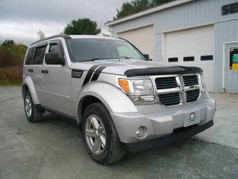 2008 Dodge Nitro for sale at Castleton Motors LLC in Castleton VT
