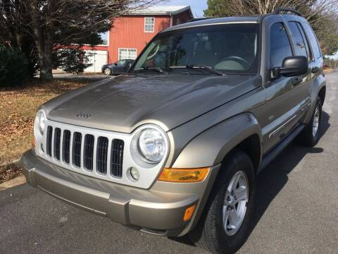 2007 Jeep Liberty for sale at Atlanta United Motors in Buford GA