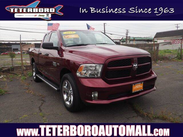 2018 RAM Ram Pickup 1500 for sale at TETERBORO CHRYSLER JEEP in Little Ferry NJ