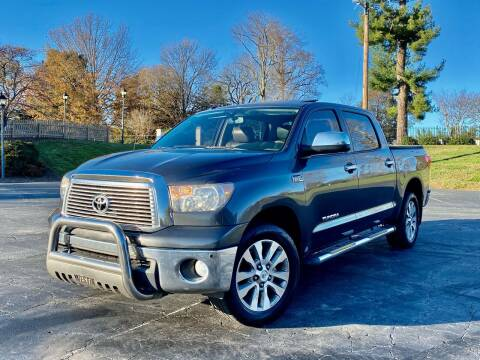 2011 Toyota Tundra for sale at Sebar Inc. in Greensboro NC