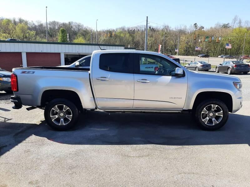2015 Chevrolet Colorado for sale at Green Tree Motors in Elizabethton TN