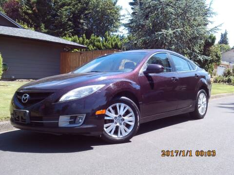 2010 Mazda MAZDA6 for sale at Redline Auto Sales in Vancouver WA