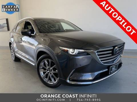 2018 Mazda CX-9 for sale at ORANGE COAST CARS in Westminster CA