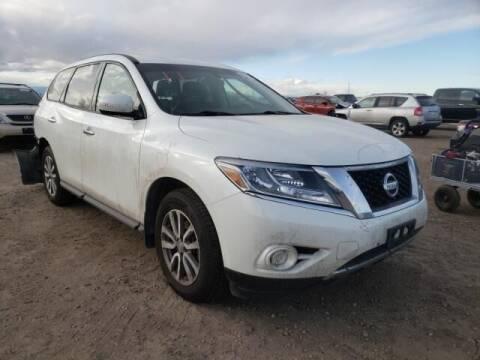 2015 Nissan Pathfinder for sale at STS Automotive in Denver CO