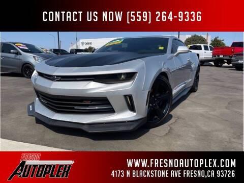 2018 Chevrolet Camaro for sale at Fresno Autoplex in Fresno CA