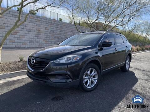 2015 Mazda CX-9 for sale at AUTO HOUSE TEMPE in Tempe AZ