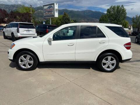 2006 Mercedes-Benz M-Class for sale at Haacke Motors in Layton UT