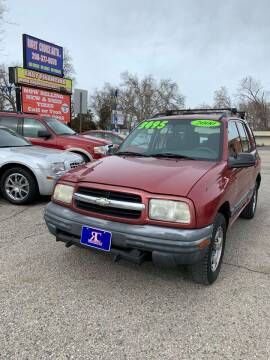 2000 Chevrolet Tracker for sale at Right Choice Auto in Boise ID