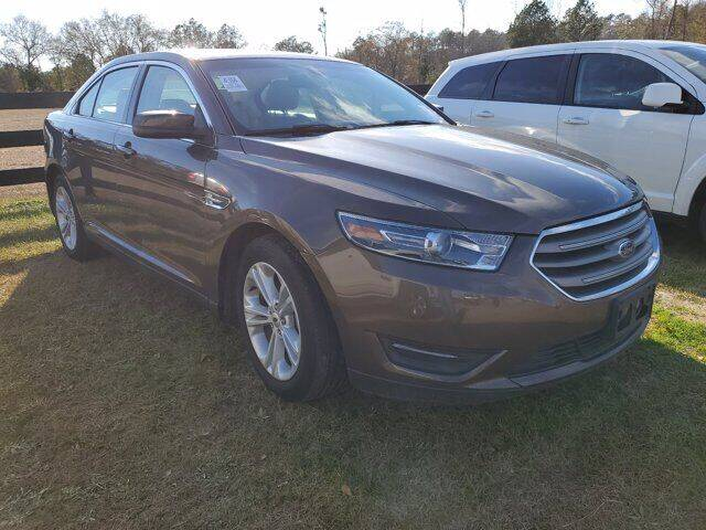 2016 Ford Taurus for sale at Bratton Automotive Inc in Phenix City AL