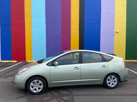 2009 Toyota Prius for sale at JOSE MESA AUTO WHOLESALE , LLC in Portland OR
