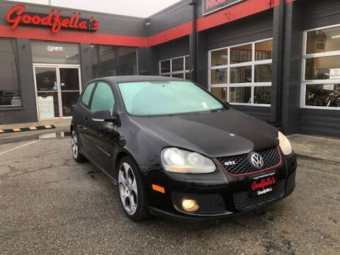 2009 Volkswagen GTI for sale at Goodfella's  Motor Company in Tacoma WA