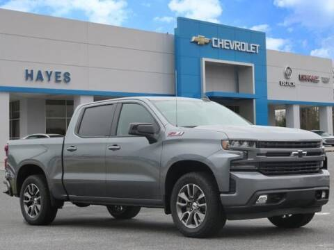 2020 Chevrolet Silverado 1500 for sale at HAYES CHEVROLET Buick GMC Cadillac Inc in Alto GA