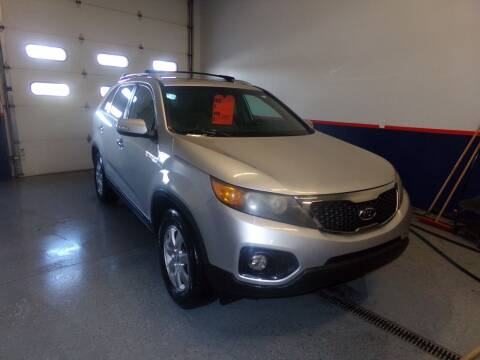 2012 Kia Sorento for sale at Pool Auto Sales Inc in Spencerport NY