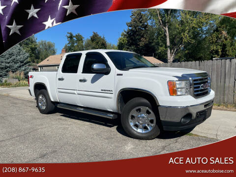 2012 GMC Sierra 1500 for sale at Ace Auto Sales in Boise ID