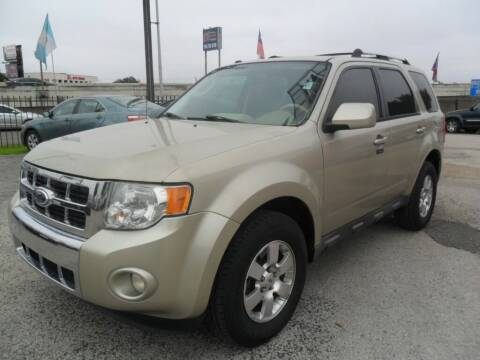 2012 Ford Escape for sale at Talisman Motor City in Houston TX