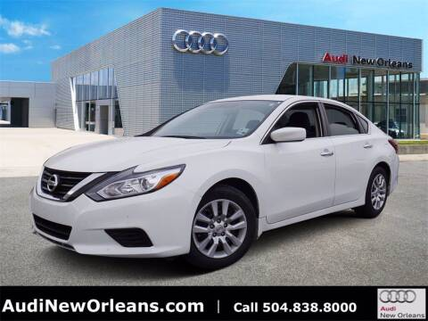 2018 Nissan Altima for sale at Metairie Preowned Superstore in Metairie LA