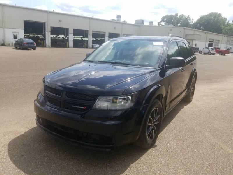 2018 Dodge Journey for sale at Matthew's Stop & Look Auto Sales in Detroit MI