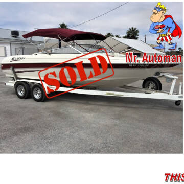1999 Larson Pleasure Boat for sale at TOWN & COUNTRY AUTO SALES in Overton NV