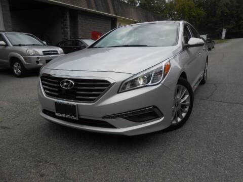 2015 Hyundai Sonata for sale at Skyline Motors in Ringwood NJ