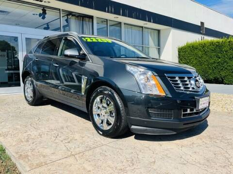 2016 Cadillac SRX for sale at RUSTY WALLACE CADILLAC GMC KIA in Morristown TN